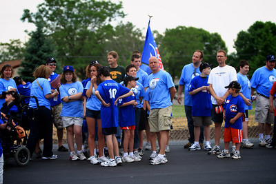 Fox Valley Miracle League Dedication