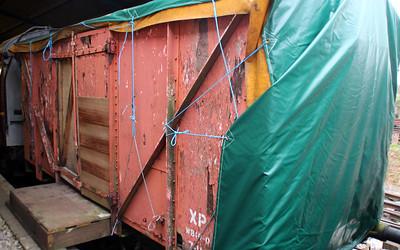 B780153 12t Vent Van   25/04/13