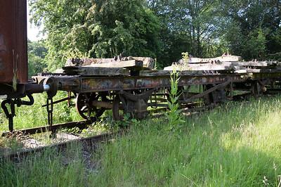165606 20t Flat ex Tank   17/06/17