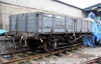 KDB740676 13t 5 Plank Open Pipe Wagon  25/04/13