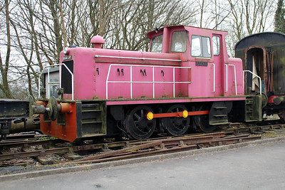 0-6-0DH 486 'Clive'   25/04/13