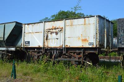 B29551 (NCB5) 16t Steel Open  17/06/17