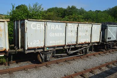 No23 20t Steel Coal Tippler   17/06/17