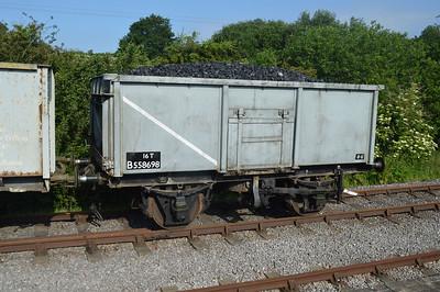 B558698 16t Steel Open  17/06/17