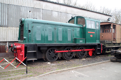 0-6-0DM 3150/No3 'Wolstanton No3'   25/04/13