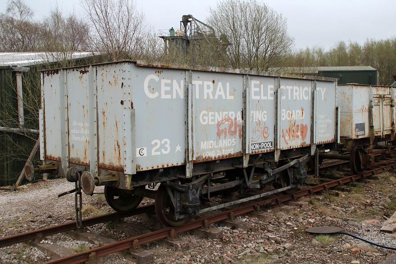No23 20t Steel Coal Tippler   25/04/13