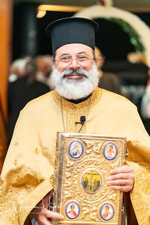 Fr Fadi - St Michael's Easter 2019