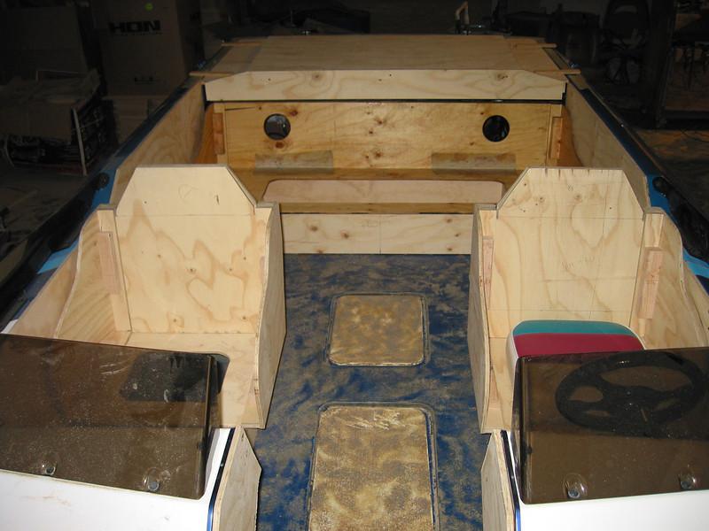 Boat Redo Interior - 1