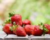 First Summer Strawberries