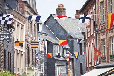 Flags / Honfleur