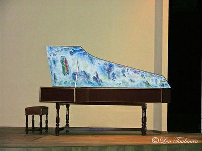 Chagall Piano