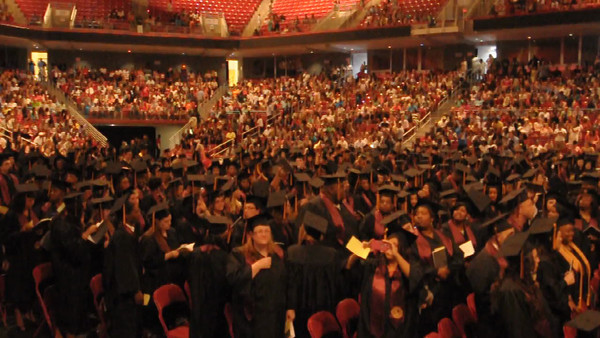 Frankie Graduation