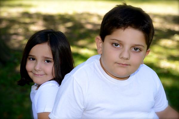 Frankie & Kiara