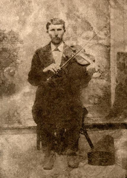 Frank's Fiddler Restoration