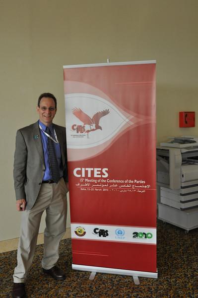 CITES CoP15 Doha, Qatar March 2010