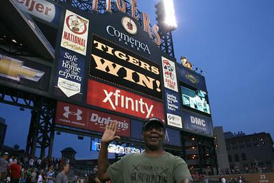 Franks's Baseball Birhtday 2011