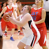Don Knight / The Herald Bulletin<br /> Frankton hosted Jay County on Thursday.