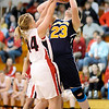 Shenandoah faced Frankton in the opening game of the Class 2A sectional tournament at Shenandoah on Tuesday