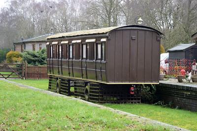 GNR 41 CZ (BO) seen at Raynham Park Old Station  13/02/16