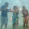 The Fraser Water Fight event at Walter C. Steffens park. DAVID DALTON-FOR THE MACOMB DAILY