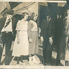 "(photo-co) . . . Who is this?<br /> - Writing on back,  --  ""Ye Olden Times - Red Wing""<br /> - - scanned print 2-1/2"" x 4-1/4"""