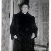 "(photo-bs) . . . Marie Kristina Anderson Fredine.<br />  .........Born 2 June 1867 , Vasterjotland, Sweden.<br />  .........Died 4 March 1959 , Red Wing, Minn.<br /> <br />  Came to America 9 Sept 1889.<br /> <br />  ------------------ Daughter of :<br />  -- Andreas Carlson -- Born 6 Oct 1835, Vasterjotland, Sweden -- Died 1915.<br />  -- Johanna Cristina Hakansdotter Carlson -- Born 18 Oct 1841, Roasjo, Alvsborgs Lan, Vasterjotland, Sweden.<br /> <br />  Scanned print size 3-1/4 x 4-1/2"" with serrated edge.<br /> <br />  ""882H"", stamped on back."