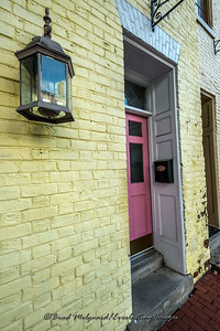 Yellow & Pink Colonial Style