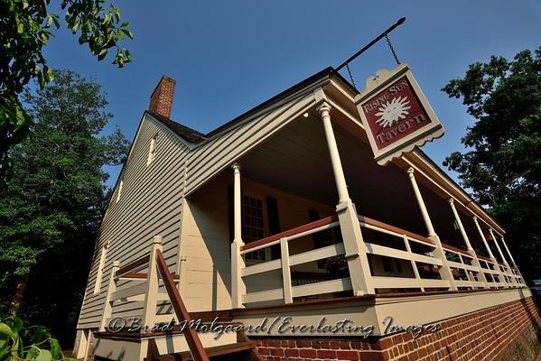 Rising Sun Tavern-Fredricksburg, Virginia