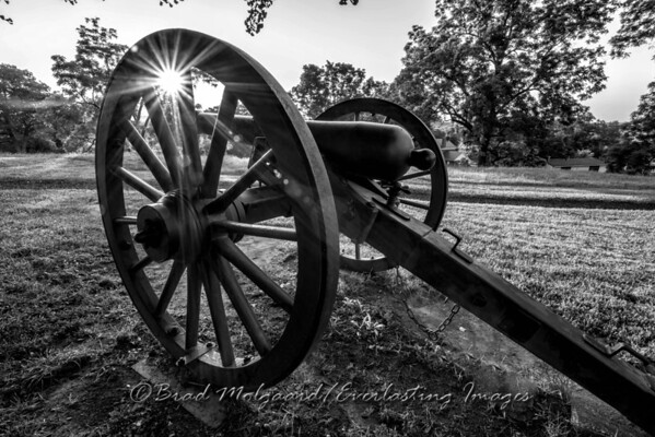 Sunstar and canon wheel.