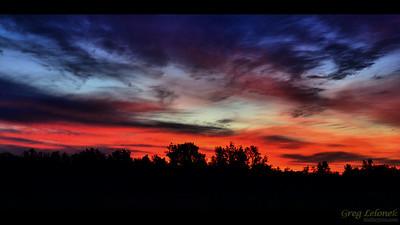 Sunrise - 16:9 Ratio