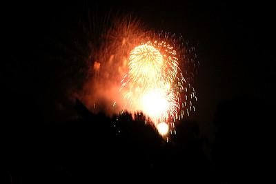 I love shooting fireworks.  July 4, 2004 Cranford NJ. Copyright 2006 John M. Cerra