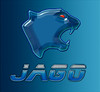 Original freelance Logo demo for client. JAGO.