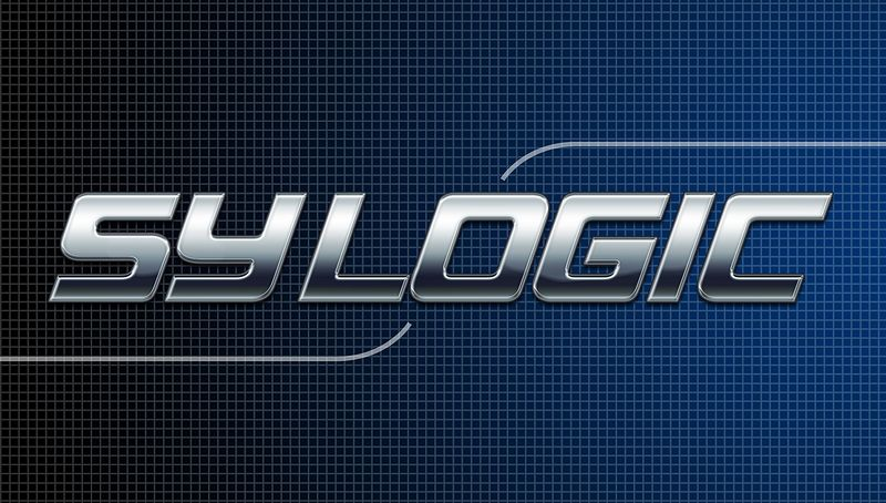 Original freelance Logo for client. Sylogic.