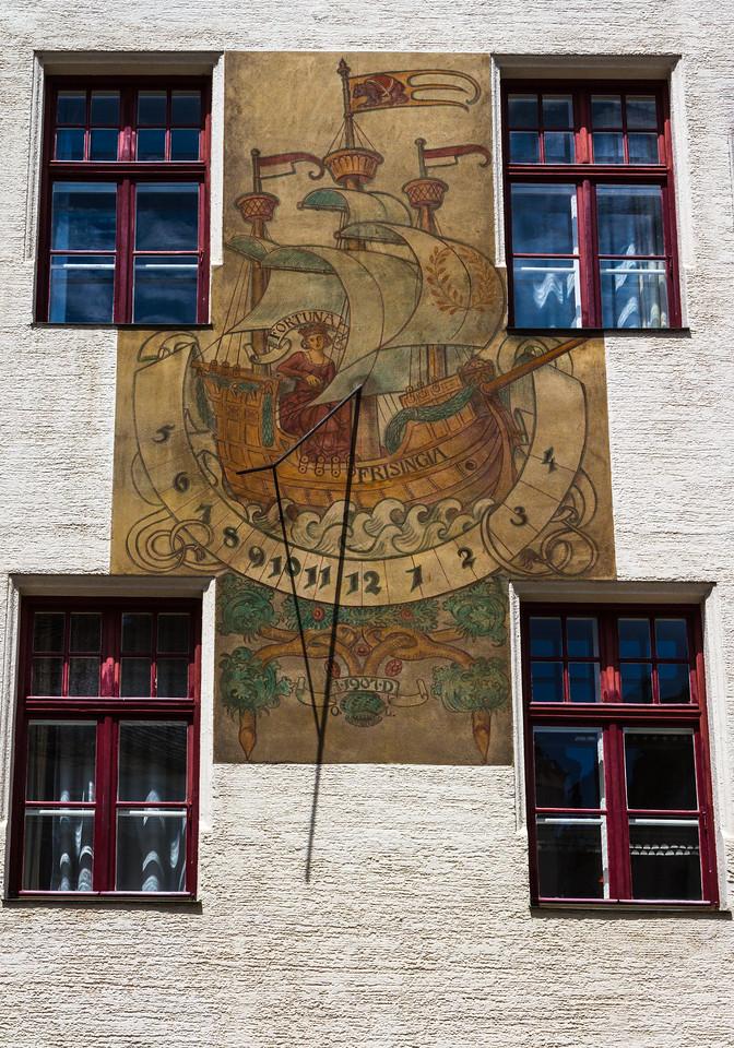 Sundial, Freising