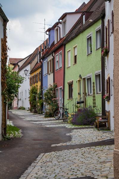 Civic pride; Mittlerer Graben, Freising