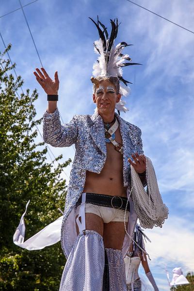 Master Of Ceremonies For Fremont Parade