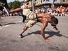 Break Dancer In The Summer Solstice Parade