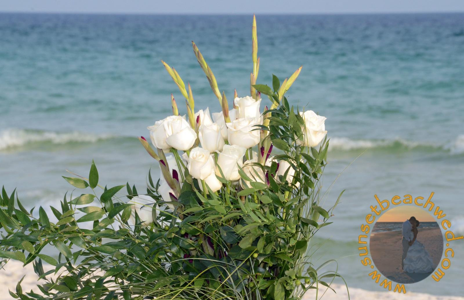Cream Rose Arrangements