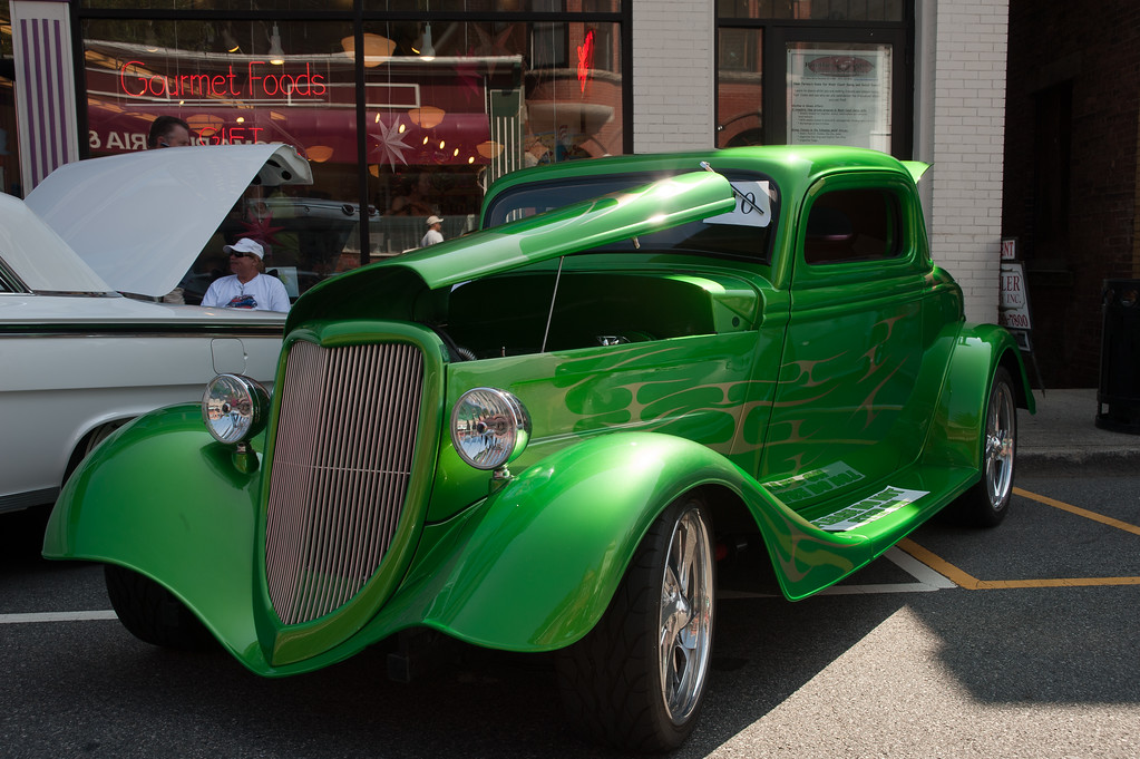 Friday Cruise Night & Other Auto Show Photos