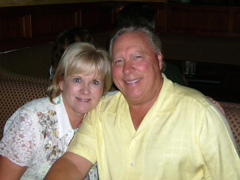 Debbie and Tommy at Bogie's in Westlake, CA - June 2007.