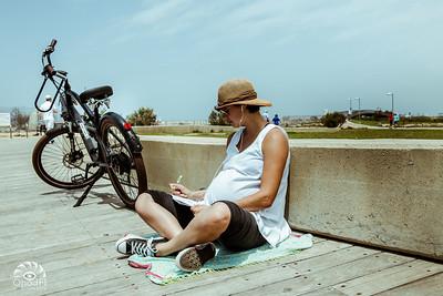 Riding Tel Aviv