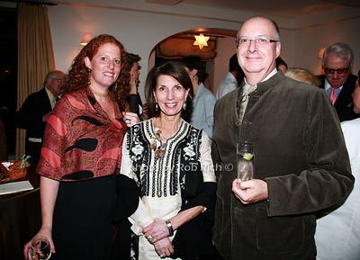 Ann-Rebecca Laschever, Pamela Fiori, Geoffery Weill