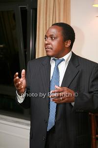 Isaac Tembe Speaking 2