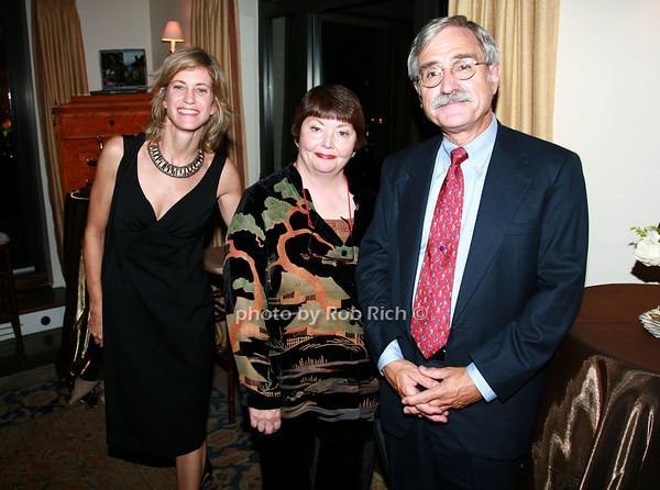 Nicole Young Weiese, Susan Briggs, Ron Briggs