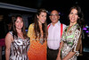 Stephanie Revennaugh, Fernanda Capobianco, Bill Colaianni, Melissa Dusencerry<br /> <br /> photo by Rob Rich/SocietyAllure.com © 2014 robwayne1@aol.com 516-676-3939