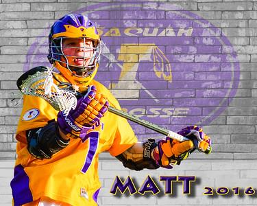 Matt lax F