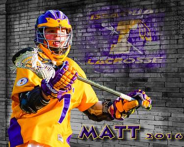 Matt lax A