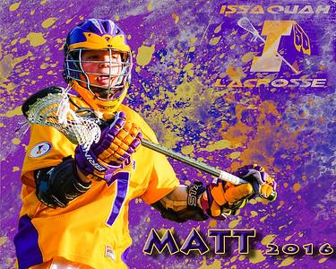 Matt lax B