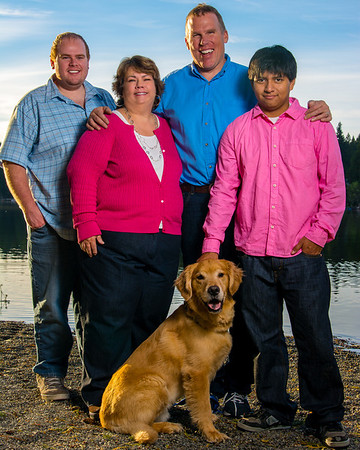 family pics for church directory