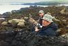 Carlos y Brydon en las Islas Shetland